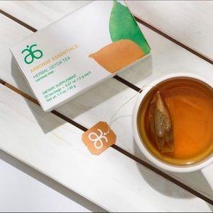 NWT Arbonne Essentials tea
